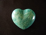 Amazonite Jewellery Small Heart 5 bags (120pcs)