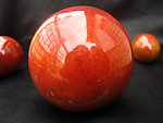 Chestnut Jasper Sphere (50mm) 2pc