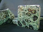 Crocodile Jasper Polished One Face 1LB