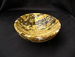Sea Jasper Handcrafted Bowl 5 inch