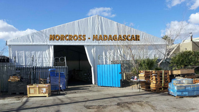Norcross Madagascar New Warehouse Structure