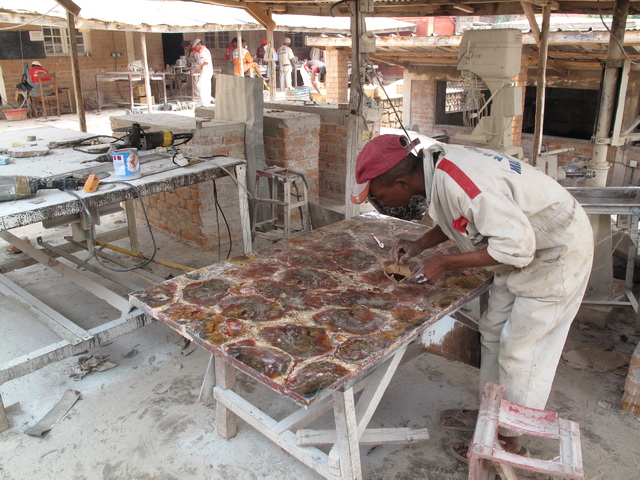 Slab Making