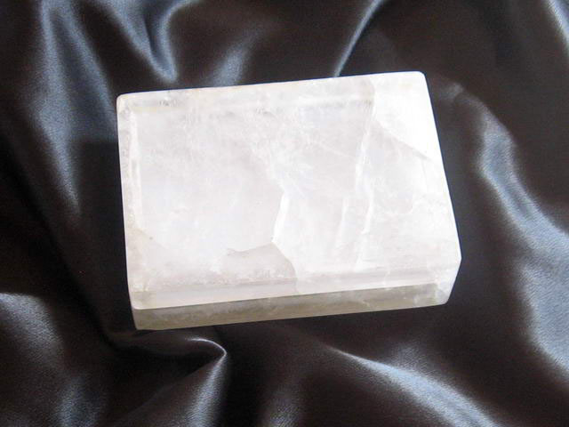 Quartz Crystal Jewelry Box Crystal Quartz Jewellery Box