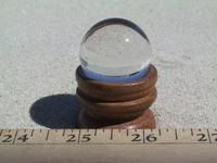 Quartz Spheres AAA Quality (30mm)