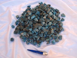 Apatite Decor Rough (5-15g) 5Kg (11LBS) 1 Bag
