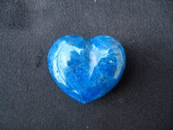Apatite Jewellery Small Heart