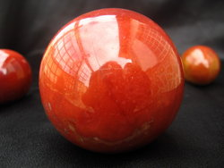 Chestnut Jasper Sphere (60mm) 1pc