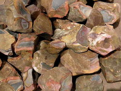 Desert Jasper Rough 10 lb Lot