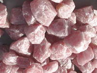 Rose Quartz Rough 650 lb Lot