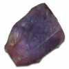 Corundum, Polychrome (Bi-Color Ruby / Sapphire) Crystals, 50g, Bi-Color AAA Quality