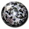 Indigo Gabbro Sphere 40mm