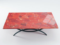 Chestnut Jasper Table Top (140 x 83 x 3 cm)