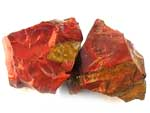 Red Jasper Rough - 100LB Lot