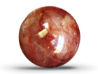 Fire Quartz Sphere (50mm)