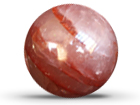 Fire Quartz Sphere (55mm)