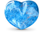 Apatite Heart 200g - Multi box (300 pieces)