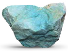 Amazonite Rough 100 lb lot
