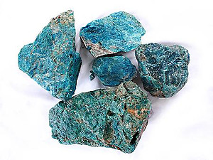 Apatite Rough - Block (Stabilized)