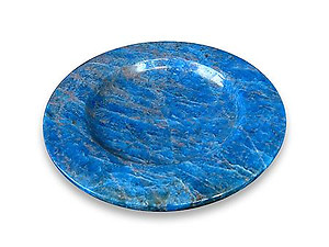 Apatite Plates Fancy Base - 8 inch