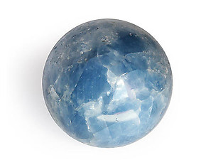 Blue Calcite Spheres (45mm)