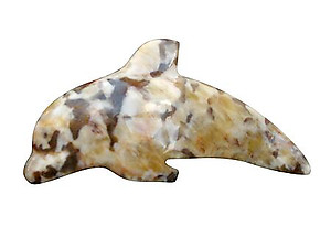 Feldspath, Small Dolphin, Simple Shape