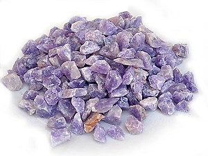 Amethyst Rough - Gem Decor Rough (5-30g) 5Kg Bag (11 LBS and UP)