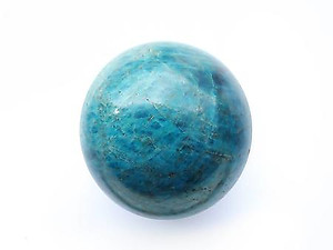 Apatite Spheres (50mm) - AA Quality