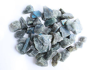 Labradorite Rough - Gem Decor Rough (5-30g) 5Kg Bag (11LBS and UP)