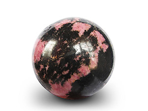 Wholesale - Rhodonite Spheres (40-60mm)