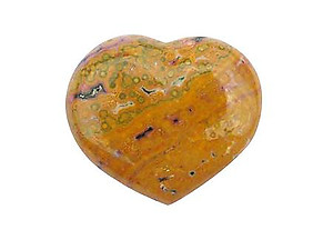 Sea Jasper Decorative Hearts