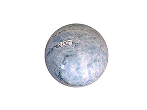 Blue Calcite Large Sphere 60.90Kg