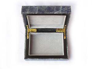 Labradorite Jewelry Box