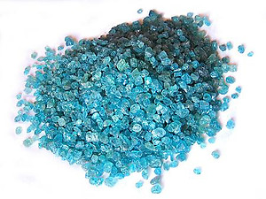 Apatite Blue Gem - AA Quality