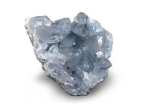 Celestite Druze (300-400g pieces) - AAA Quality
