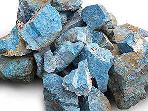 Apatite Rough - Block - 5 LB Lot