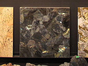Labradorite Electric Midnight Tile (60 x 60 cm)