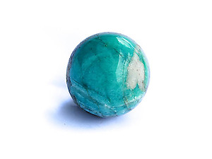 40 mm Amazonite Spheres