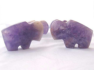 Amethyst Fetish Buffalo 5 Flats (90 pcs)