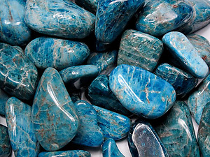 Apatite Tumbled Stones - Extra Large (45-60mm) - 1LB