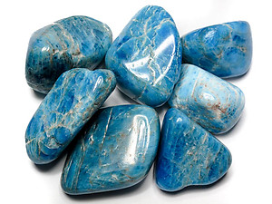 Apatite Tumbled Stones - Medium (20-30mm) - 1LB