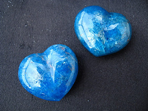Apatite Jewellery Small Heart 5 bags (120pcs)
