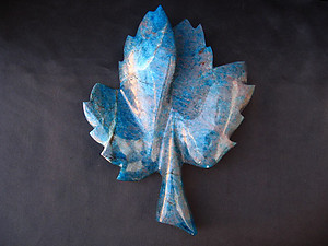 Apatite Leaves Medium 2pcs