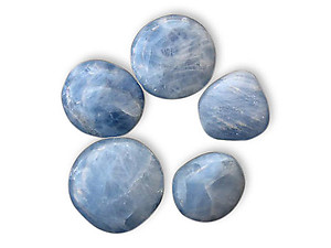 Blue Calcite Gallets