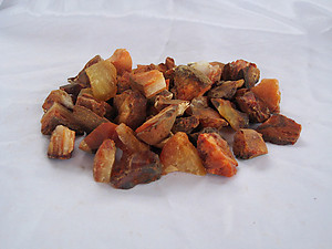 Carnelian Tumbling Rough - Gem Decor Rough (5-30g) 25Kg