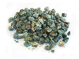 Chrysocolla Rough - Gem Decor Rough (5-30g) 5Kg Bag (11LBS and UP)