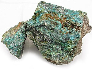 Chrysocolla Rough - 5LB Lot