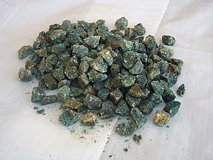 Chrysocolla Tumbling Rough - Gem Decor Rough (5-30g) 5Kg (11LBS) 1 Bag
