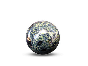 Crocodile Jasper Spheres 45mm
