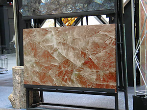 Fire Quartz Table Top (140 x 83 x 3 cm)