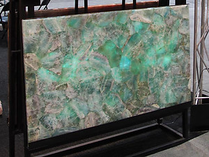 Fluorite Table Top (140 x 83 x 3 cm)